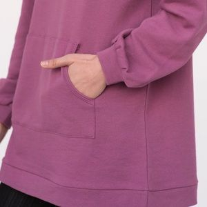 Agnes & Dora Tops - Orchid Puff Sleeve Pullover by Agnes & Dora NWT